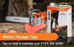 Winter Storage Tips
